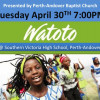 WATOTO Choir coming back to Perth-Andover!