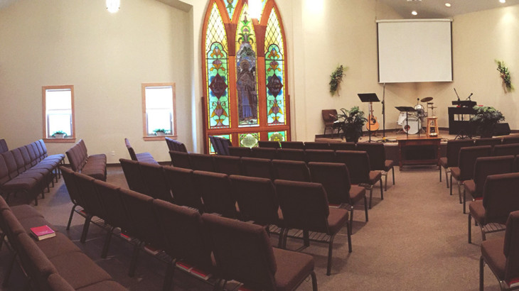 Perth-Andover Baptist Church Worship Centre