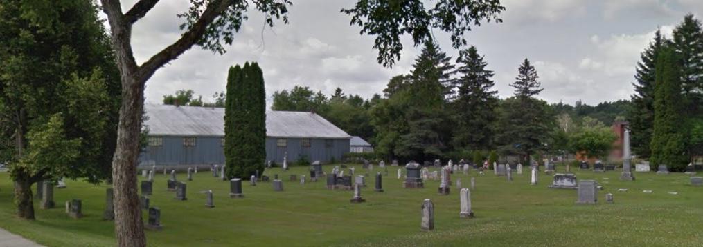 Perth-Andover Baptist Cemetery